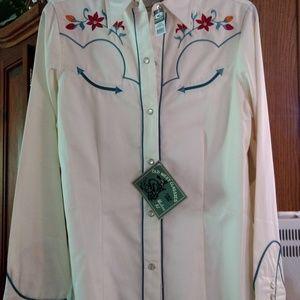 Western Show Shirt